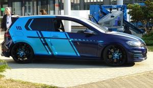 Family party Volkswagen