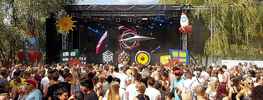 Stadt Land Bass Festival