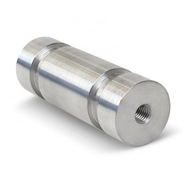 Adapter pin 35 x 100 mm / aluminium