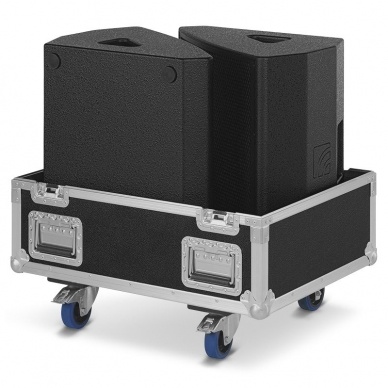 Case for 2 x M20 loudspeakers