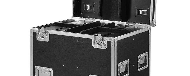 Case for 4 x MT10 multifunctional loudspeakers excluding brackets