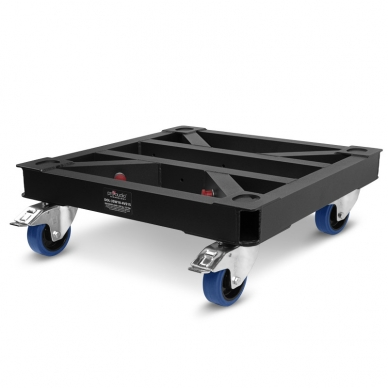 Aluminium transport trolley for 3 x SW18 or 4 x VS15 subwoofers V2
