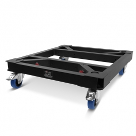Aluminium transport trolley for 3 x VS18 subwoofers