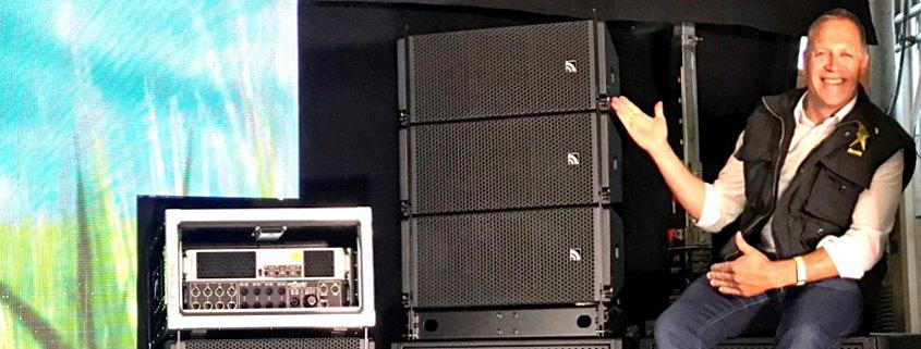 Lautsprecher Eventtechnik