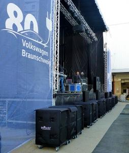 Volkswagen Braunschweig mit ProAudio Technology