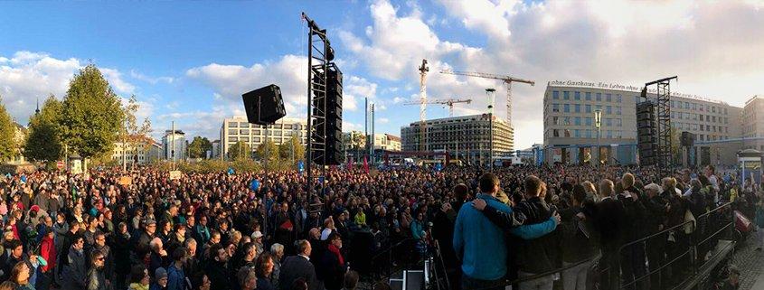 Dresden Respekt 2018
