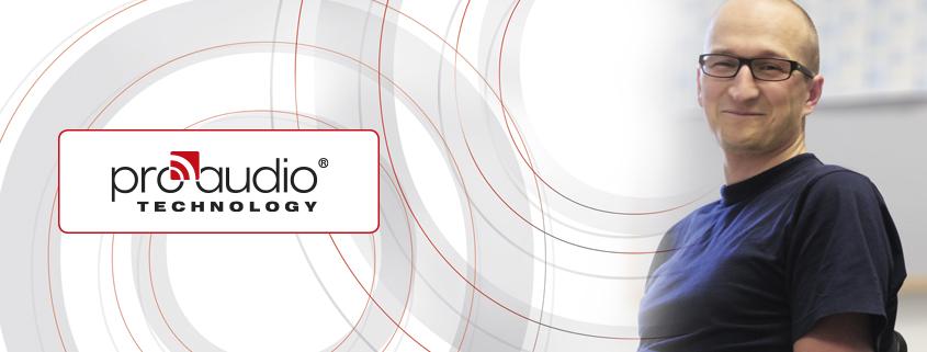 Udo Hoellstern neuer Geschäftsführer bei ProAudio Technology
