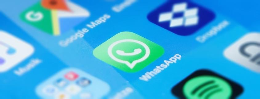 jetzt bei WhatsApp