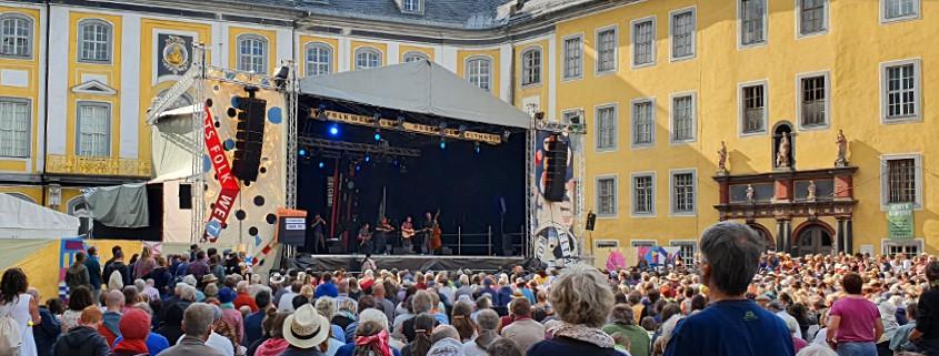 ProAudio Technology begeistert auf dem Rudolstadt Festival 2019