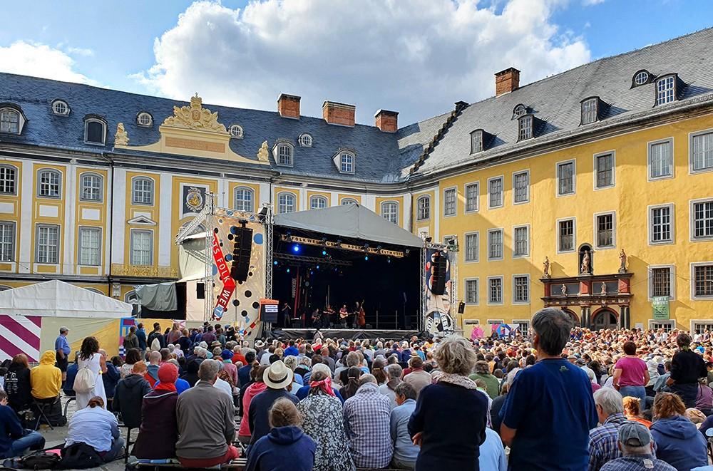 Rudolstadt Festival 2019