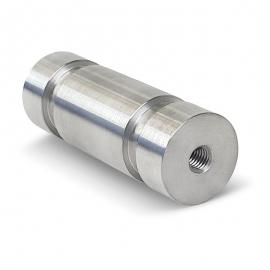 Stativ-Adapterzapfen 35 x 100 mm / Aluminium